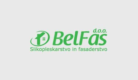 BELFAS SLIKOPLESKARSTVO IN FASADERSTVO D.O.O., PODBOČJE