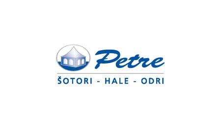 PETRE, IZPOSOJA PRIREDITVENIH ŠOTOROV, ŽALEC