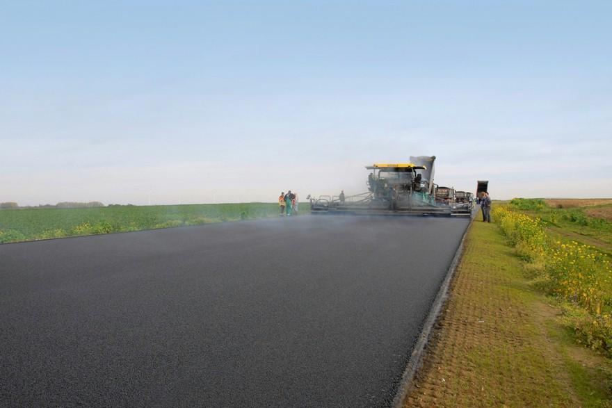 asfaltiranje dvorišč cest dovoznih poti14