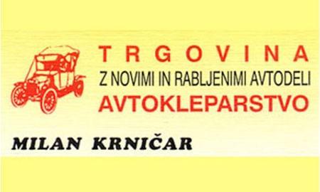 AVTOSERVIS, AVTOKLEPARSTVO KRNIČAR MILAN S.P., CERKLJE NA GORENJSKEM 1