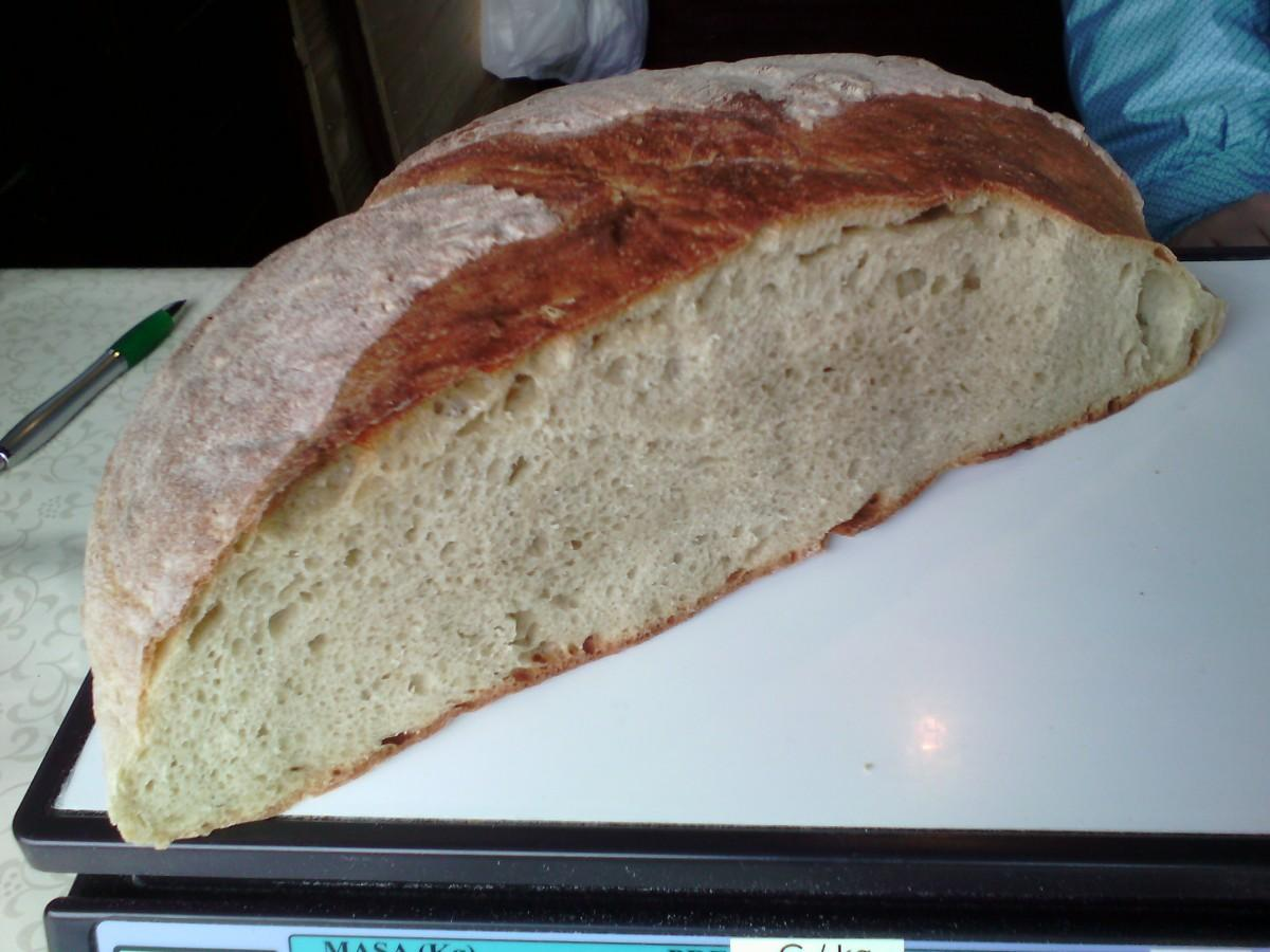 kruh iz krušne peči kamnik7