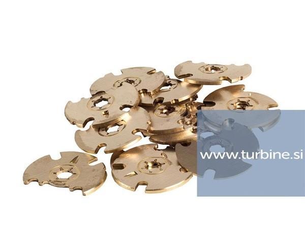 Servis, popravilo turbin lesce, obnovljene turbine z garancijo15