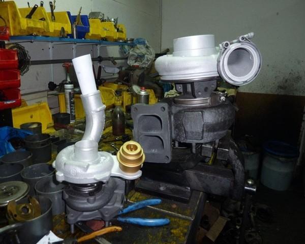 Servis, popravilo turbin lesce, obnovljene turbine z garancijo10