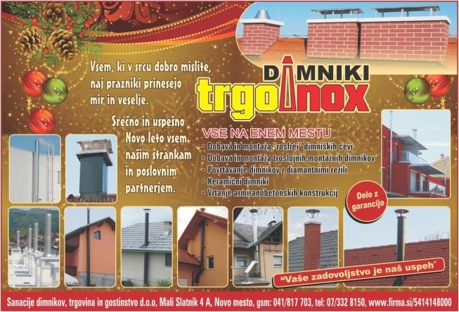 TRGOINOX, NOVO MESTO 2