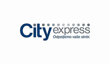 KURIRSKE STORITVE CITY EXPRESS, LJUBLJANA 1