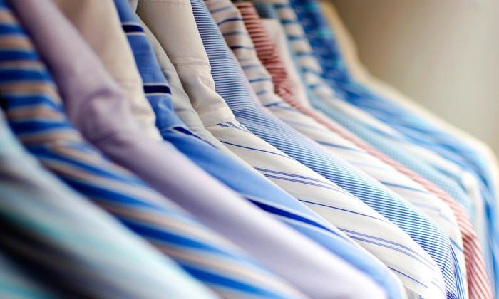 pranje likanje srajc kemična čistilnica pralnica Pingvin v Žalcu, Bežigradu, Mengšu in Ruski car