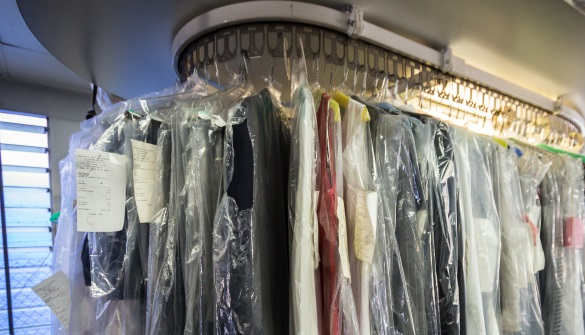 pranje likanje oblačil kemična čistilnica pralnica Pingvin v Žalcu, Bežigradu, Mengšu in Ruski car