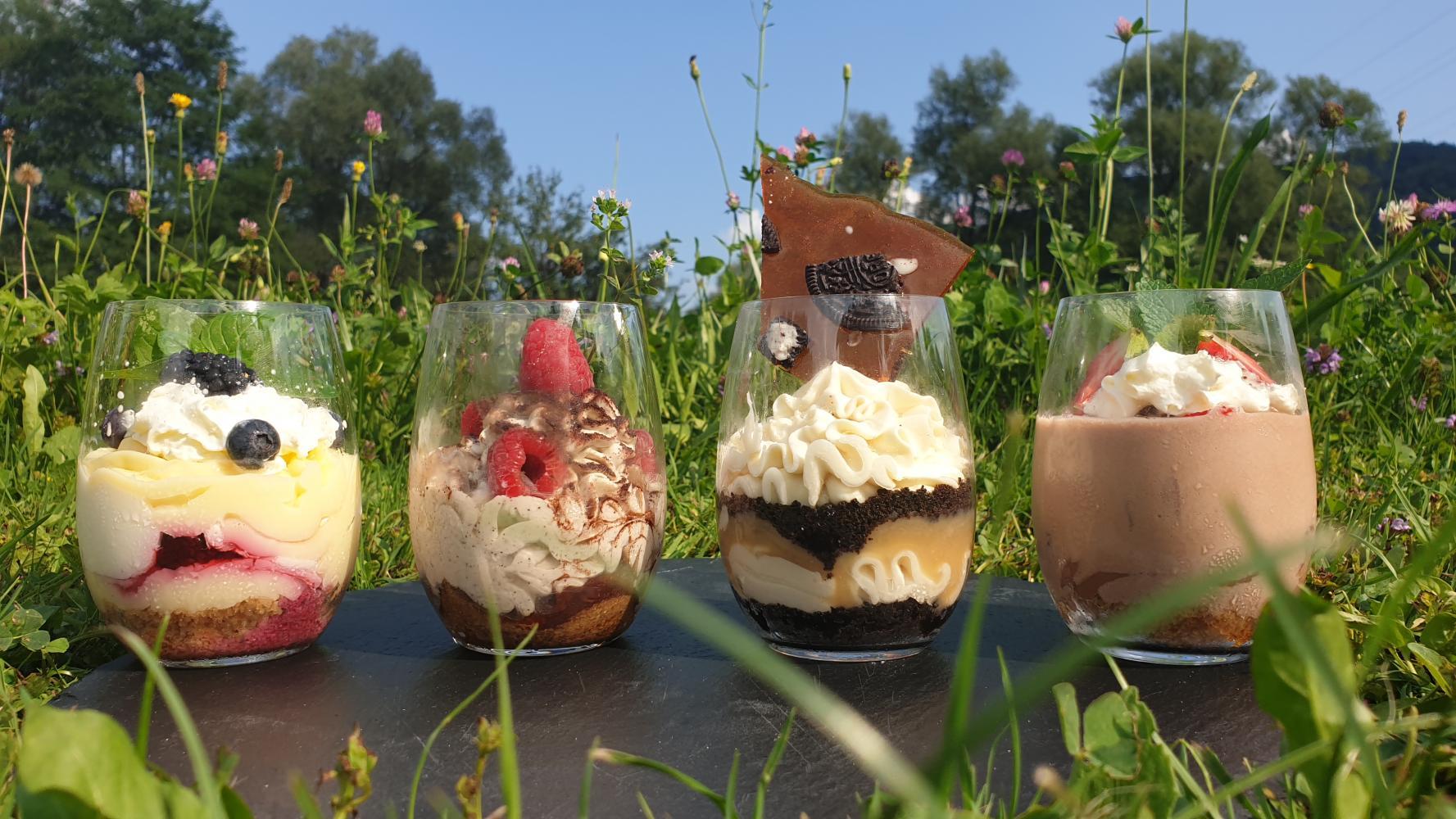 Kamp Labrca - dnevne sladice