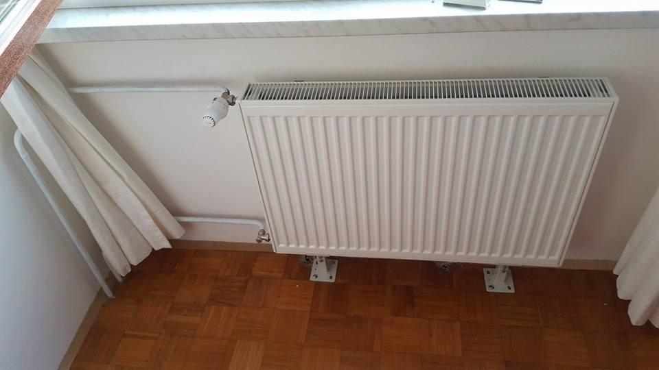 menjava radiatorjev, zamrzovanje radiaterjev, montaža klimatskih naprav1