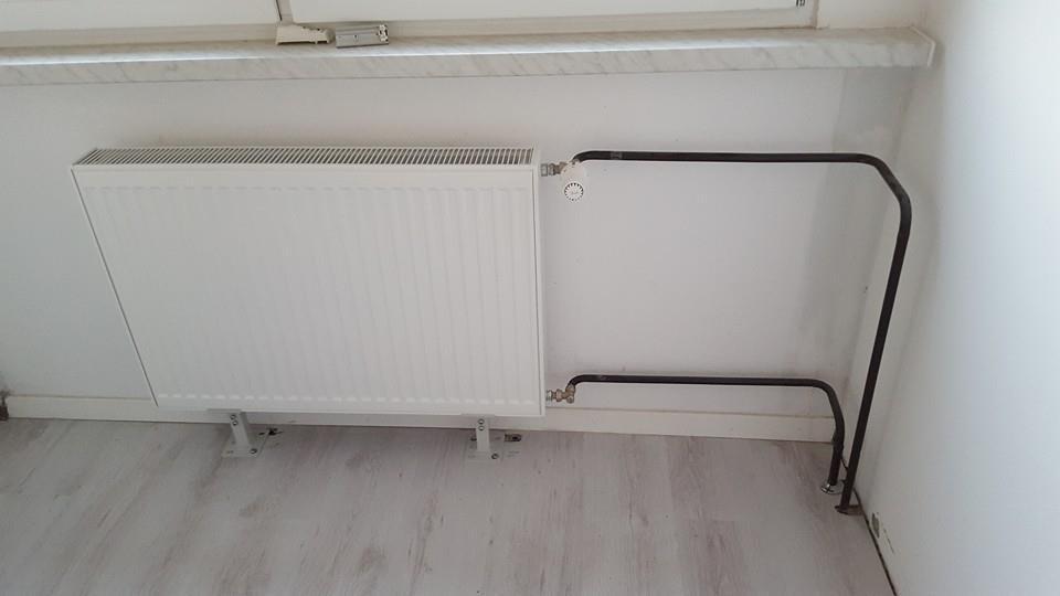 menjava radiatorjev, zamrzovanje radiaterjev, montaža klimatskih naprav5