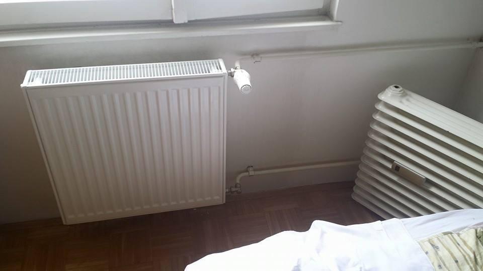 menjava radiatorjev, zamrzovanje radiaterjev, montaža klimatskih naprav7
