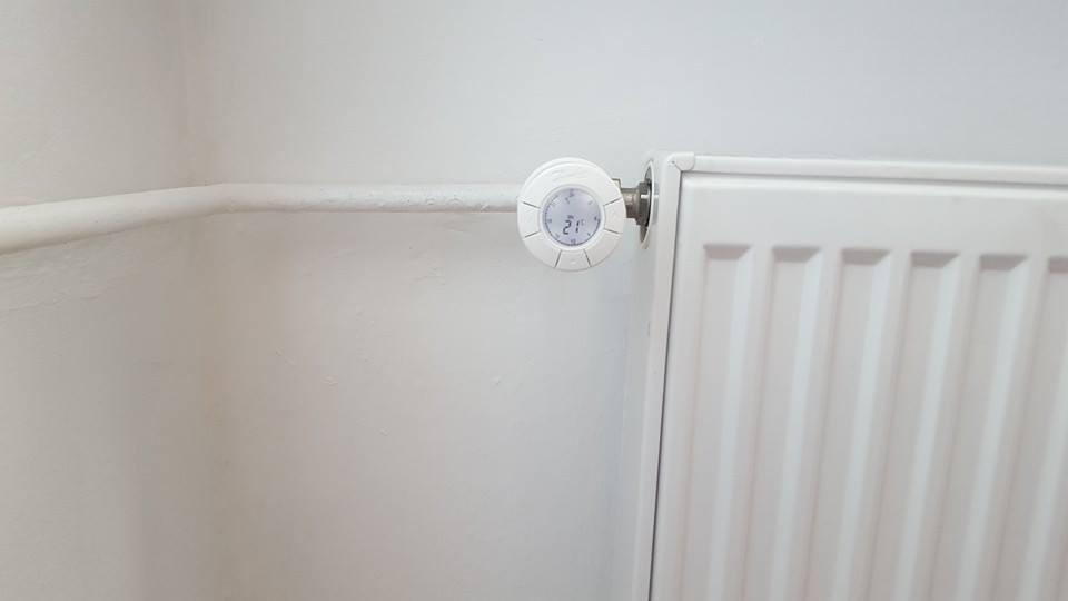 menjava radiatorjev, zamrzovanje radiaterjev, montaža klimatskih naprav3