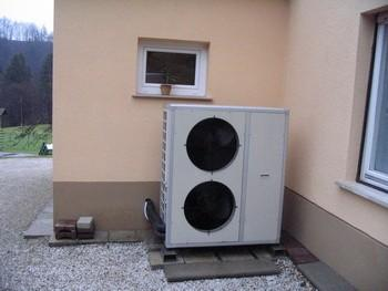 toplotne črpalke, centralna kurjava, inštalacije ogrevalnih naprav, novo mesto