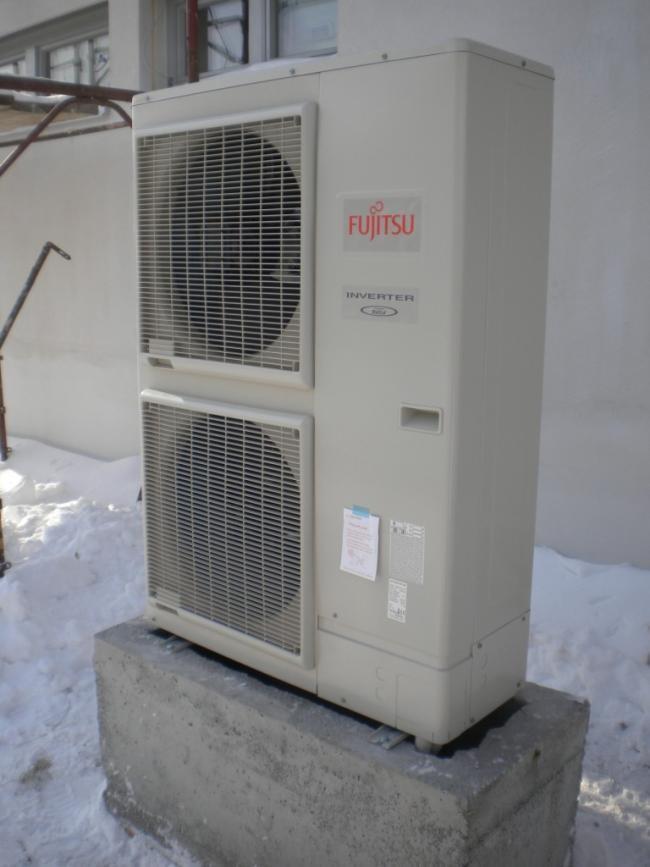 toplotne črpalke za centralno ogrevanje, hlajenje, sanitarno vodo, blagovne znamke coolwex, vivax1