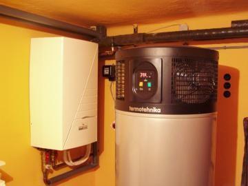 toplotne črpalke za centralno ogrevanje, hlajenje, sanitarno vodo, blagovne znamke coolwex, vivax5