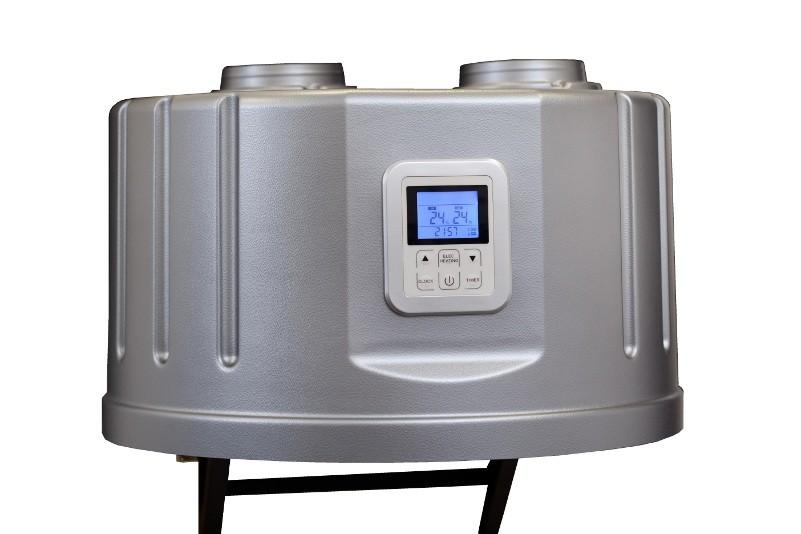 toplotne črpalke za centralno ogrevanje, hlajenje, sanitarno vodo, blagovne znamke coolwex, vivax7
