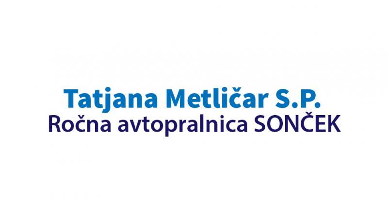 ROČNA AVTOPRALNICA SONČEK, TATJANA METLIČAR S.P., PREBOLD