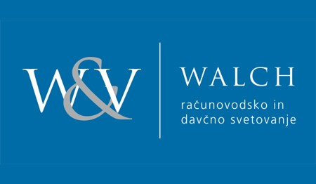 RAČUNOVODSKI SERVIS WALCH D.O.O., DAVČNO SVETOVANJE, MARIBOR