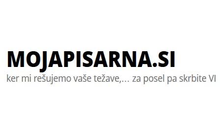 MOJAPISARNA.SI - VIRTUAL OFFICE IN SLOVENIA