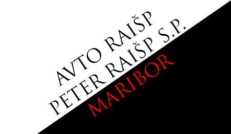 AVTO RAIŠP, MARIBOR
