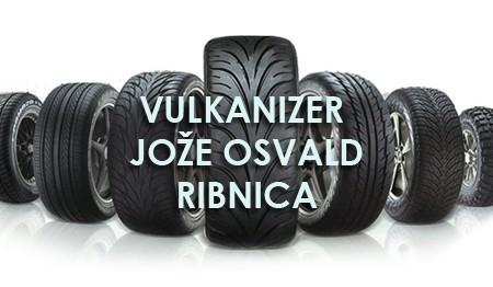 VULKANIZER JOŽE OSVALD, RIBNICA