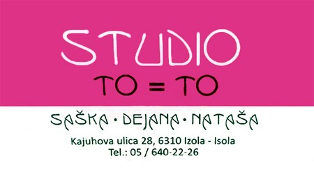 FRIZERSKI, KOZMETIČNI SALON, STUDIO TO JE TO, IZOLA, PERMANENTNI MAKE UP/JAPONSKA METODA
