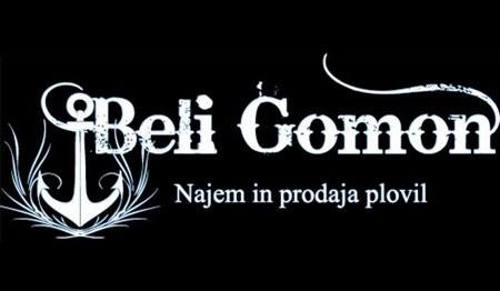 BELI GOMON, TRGOVINA, LJUBLJANA