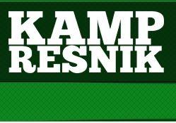 KAMP RESNIK, KAMNIK