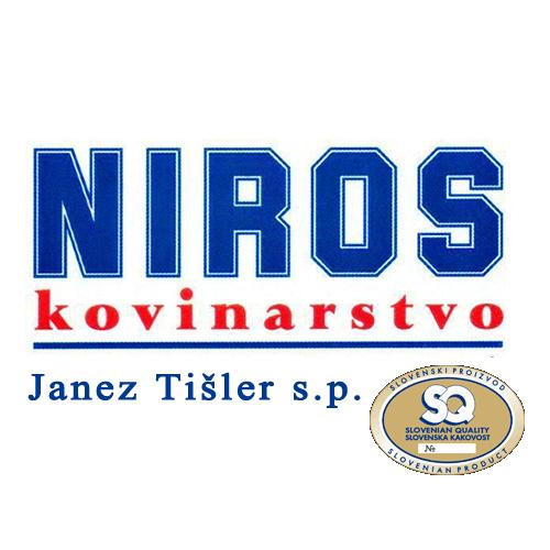 KVALITETNE BALKONSKE, STOPNIŠČNE OGRAJE, NIROS - KOVINARSTVO JANEZ TIŠLER S.P., CANKOVA
