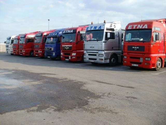 ETNA TRANSPORT podjetje za transport, trgovino in proizvodnjo, Rogaška Slatina